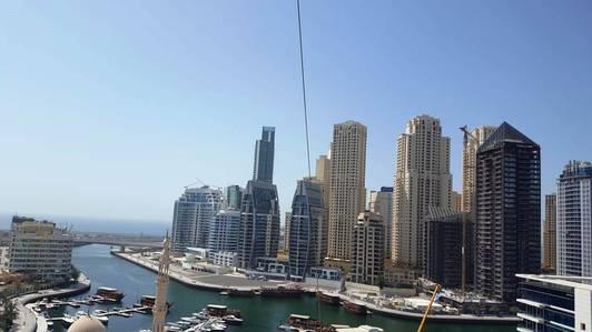 2 Bedroom Apartment for Rent in Dubai Marina, Dubai - Chiller Free!! Two Bedroom