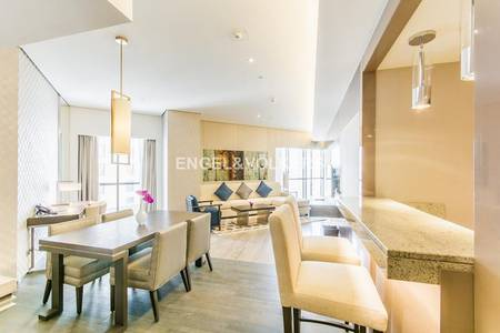 2 Bedroom Hotel Apartment for Rent in Bur Dubai, Dubai - Limited offer Bills included brand new.
