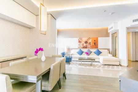 3 Bedroom Hotel Apartment for Rent in Bur Dubai, Dubai -  bills included.