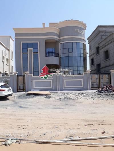6 Bedroom Villa for Sale in Al Yasmeen, Ajman - Villa Super Deluxe Finished - Freehold