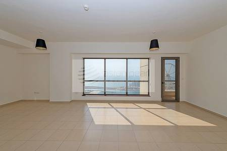 شقة 3 غرفة نوم للبيع في مساكن شاطئ جميرا (JBR)، دبي - Half Floor