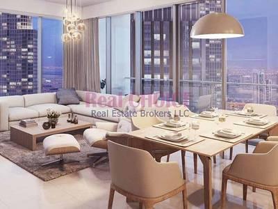 2 Bedroom Apartment for Sale in Downtown Dubai, Dubai - Dubai Opera View|Mid Floor 2BR Apartment