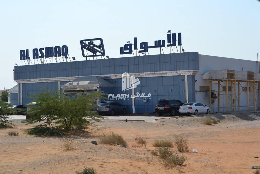 11 Residential Plot for Sale Near City Center Dhait