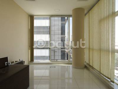 Office for Rent in Al Karama, Dubai - Fitted Office close to Metro Station Grab Now!