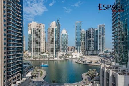 3 Bedroom Apartment for Sale in Dubai Marina, Dubai - 3 Bed | Marina Diamond | Marina View