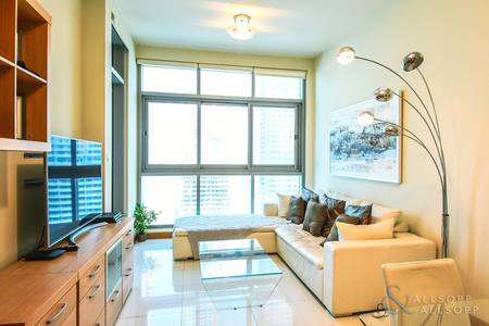 1 Bedroom Flat for Rent in Dubai Marina, Dubai - Marina Views | Furnished | Chiller Free
