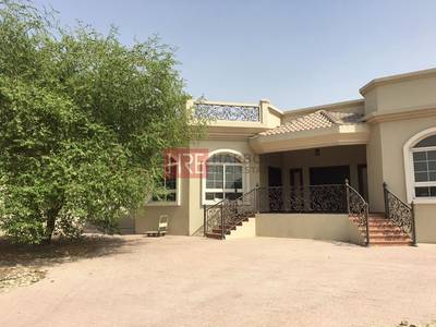 4 Bedroom Villa for Rent in Muhaisnah, Dubai - Brand New Single Storey Villa! Huge Garden + BBQ Area