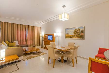 1 Bedroom Hotel Apartment for Rent in Barsha Heights (Tecom), Dubai - Fabulous Furnished and serviced 1 bed .
