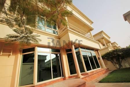 4 Bedroom Villa for Rent in Al Safa, Dubai - Perfect Villa with private garden + maid's + pool and gym