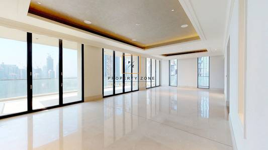 4 Bedroom Penthouse for Sale in Downtown Dubai, Dubai - Overlooking Downtown 4 Bedrooms Penthouse