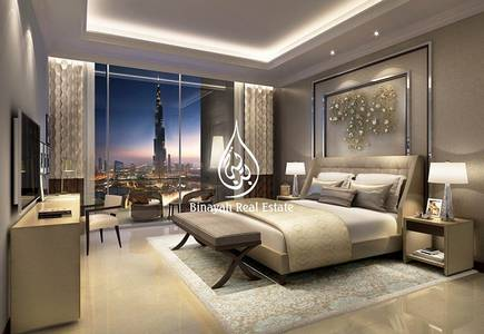 1 Bedroom Flat for Sale in Downtown Dubai, Dubai - Excellent Investment |2 BR|Fountain View