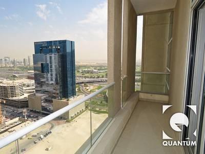 2 Bedroom Flat for Rent in Dubai Marina, Dubai - Media City View / High Floor/ Large Living Area/ 2 Balconies