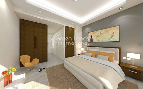 1 Bedroom Flat for Sale in Dubai Sports City, Dubai - NO COMMISSION |  CANAL VIEW | 9% RENTAL GUARANTEE