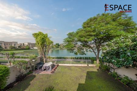 3 Bedroom Villa for Rent in The Springs, Dubai - Exclusive - Lake View - Upgraded