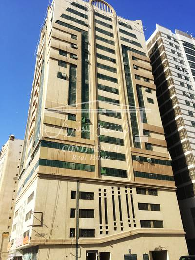1 Bedroom Apartment for Rent in Al Khan, Sharjah - No Commission !! 1 BR For RENT for 26K in Al Nakheel 3 Bldg, Al Khan, Sharjah
