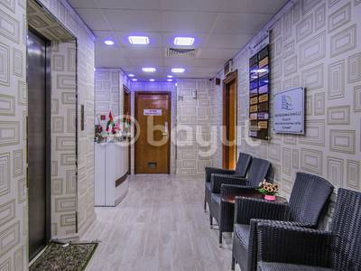 Office for Rent in Al Qusais, Dubai - Fully Fitted Office with Free Dewa that Direct from Landlord!