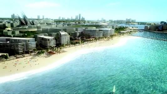 1 Bedroom Flat for Sale in Saadiyat Island, Abu Dhabi - Below Original Price Full Sea View 1 BR