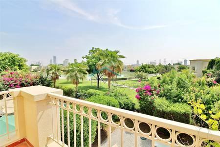 3 Bedroom Villa for Rent in The Springs, Dubai - Springs 10 - Type 2E - Full Lake View