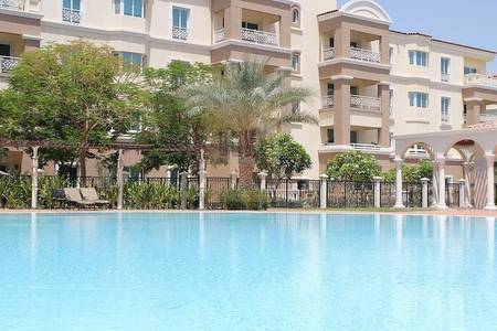 1 Bedroom Apartment for Sale in Green Community, Dubai - 1B/R IN GREEN COMMUNITY