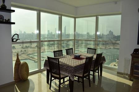 2 Bedroom Flat for Rent in Al Reem Island, Abu Dhabi - Furnished Two Bed in RAK Tower : Exclusive!