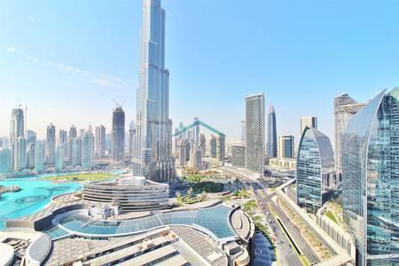 3 Bedroom Apartment for Sale in Downtown Dubai, Dubai - 3 bed   Vacant   Fountain & Burj Khalifa view