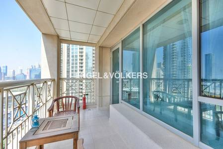2 Bedroom Flat for Sale in Business Bay, Dubai - Top location | Fully Furnished | Study