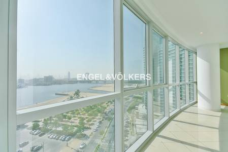 2 Bedroom Flat for Rent in Dubai Festival City, Dubai - One month free Great View  Very Spacious