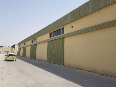 Warehouse for Rent in Al Jurf, Ajman - Brand new coner site wear house available for rent in al jurf 4400 sqft call umer