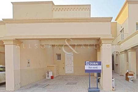 2 Bedroom Villa for Rent in The Springs, Dubai - Artificial Lawn | Well maintained | 2 Bed