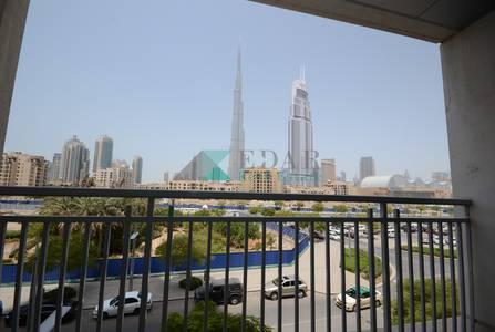 1 Bedroom Flat for Sale in Downtown Dubai, Dubai - Exclusive Burj Facing 1BR in Burj Views