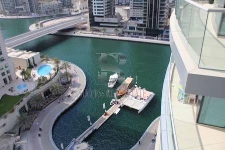 2 Bedroom Apartment for Rent in Dubai Marina, Dubai - 2 BR + Maids | Marina View | 04 Type