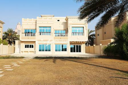 4 Bedroom Villa for Rent in Marina Village, Abu Dhabi - Amazing 4 BR Villa with Maid and Gardens