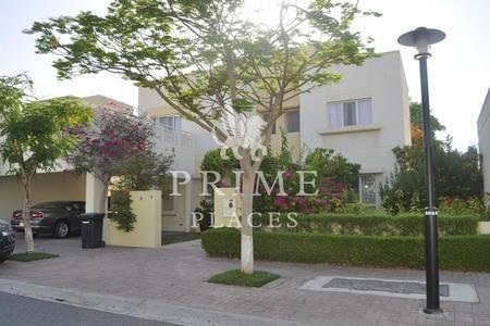 4 Bedroom Villa for Rent in The Meadows, Dubai - Type 12 * Spacious Villa * Close to park