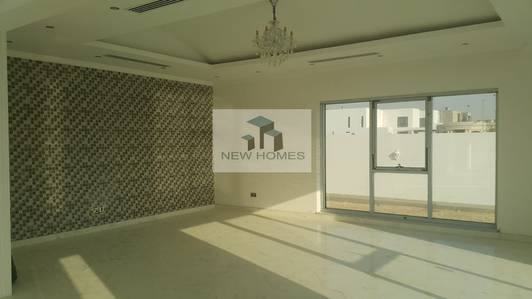 5 Bedroom Villa for Rent in Nad Al Sheba, Dubai - Brand New Spacious 5BR Villa + Majilis For Rent With An Amazing Rent
