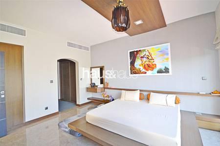 فیلا 4 غرف نوم للايجار في السهول، دبي - Upgraded | Park Backing | 4 Beds + Maids