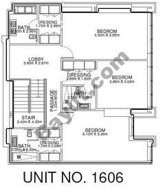 2 Br - Unit 1606 - 17th Floor