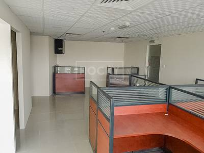 Office for Sale in Dubai Silicon Oasis, Dubai - Fitted Office Space in Park Avenue DSO