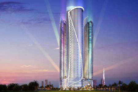 Hotel Apartment for Sale in Business Bay, Dubai - 8-10% ROI - High Floor - Investor's Deal