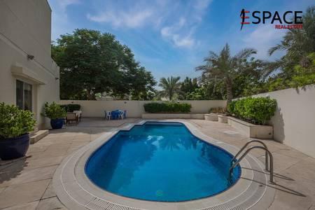 5 Bedroom Villa for Sale in The Meadows, Dubai - Cul de Sac | Type 8 with a pool