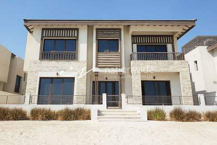 5 Bedroom Villa for Rent in Al Reem Island, Abu Dhabi - Sea View 5BR Villa w/ Maid + 2 Car Parking