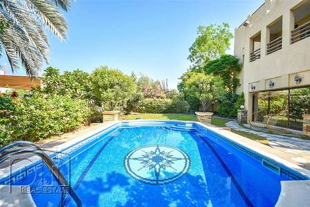 5 Bedroom Villa for Rent in The Lakes, Dubai - Upgraded Extended