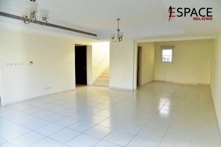 3 Bedroom Villa for Rent in The Springs, Dubai - Type 3 - Upgraded Kitchen - Back to Back