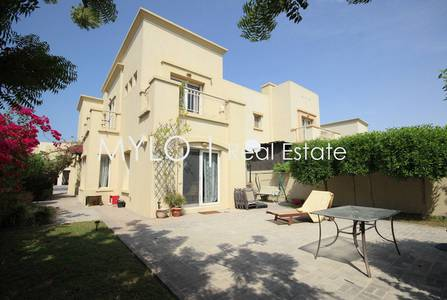 4 Bedroom Villa for Rent in The Springs, Dubai - Upgraded 2E Lake View I Available in Dec