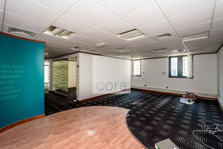 Office for Rent in Sheikh Khalifa Bin Zayed Street, Abu Dhabi - Centrally Located | Fitted Office Avail