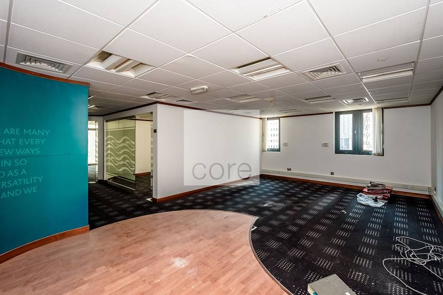 Centrally Located | Fitted Office Avail