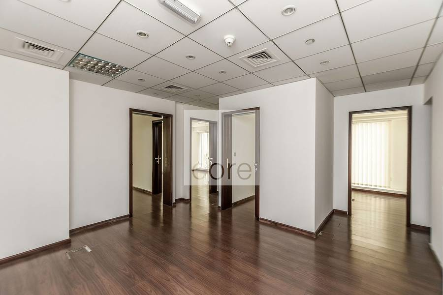 Fitted office with Partition | Al Thuraya 1