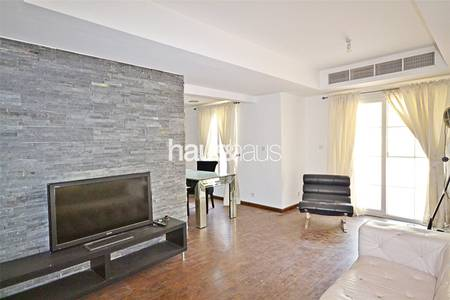 2 Bedroom Villa for Rent in The Springs, Dubai - Fully Upgraded | Vacant | Type 4E Unit |