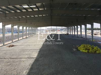 Industrial Land for Sale in Dubai Industrial Park, Dubai - Industrial Plot in Dubai Industrial City