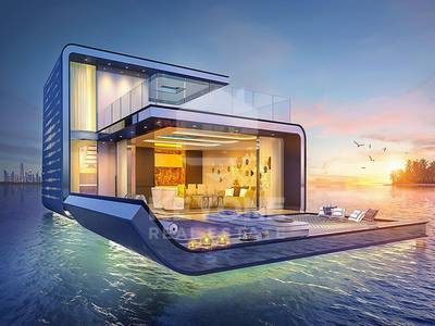 4 Bedroom Villa for Sale in The World Islands, Dubai - One of a kind Masterpiece at 0% Commission