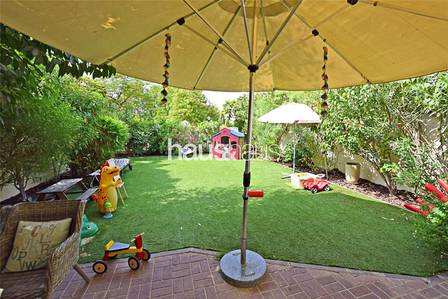 3 Bedroom Villa for Rent in The Lakes, Dubai - | 3 Bed + Study | 1st January | Type 3 |